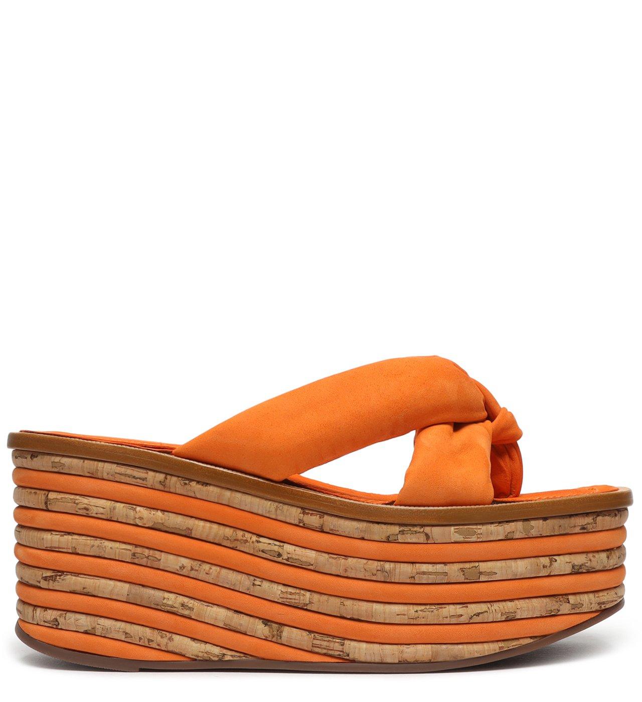 Flatform Bold Fresh Tangerine | Schutz