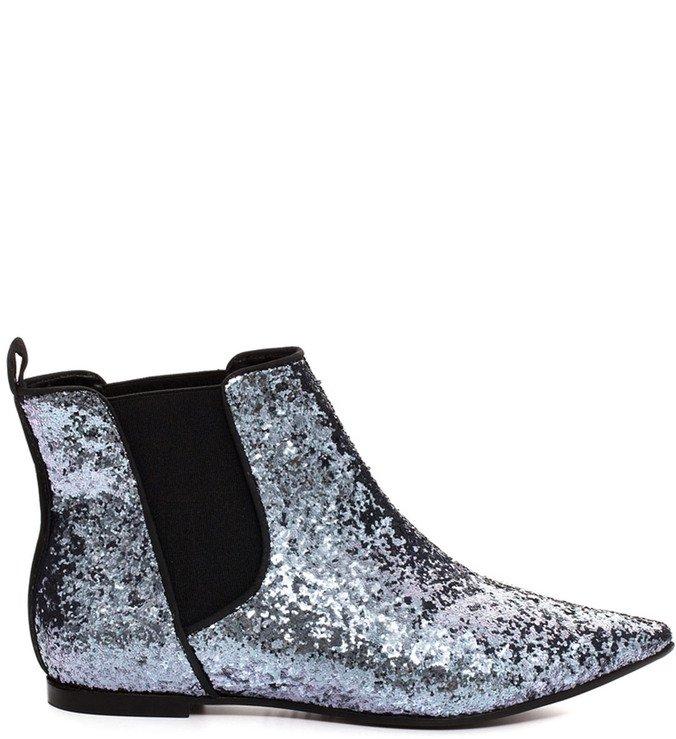 Chelsea Glitter Boot