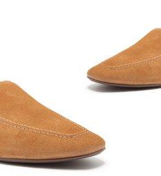 Loafer Suede Caramel