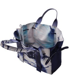 Shopping Maxxi Tie Dye Blue