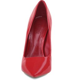 Scarpin Stiletto Verniz Red