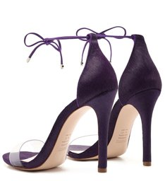 Sandália Jocy Soft Purple