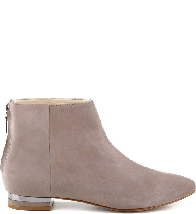 Ankle Boot Minimal Goat