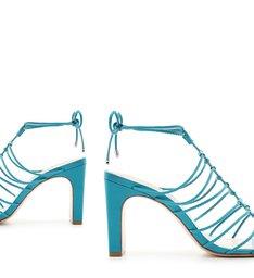 Sandália Cage Strings Bright Blue