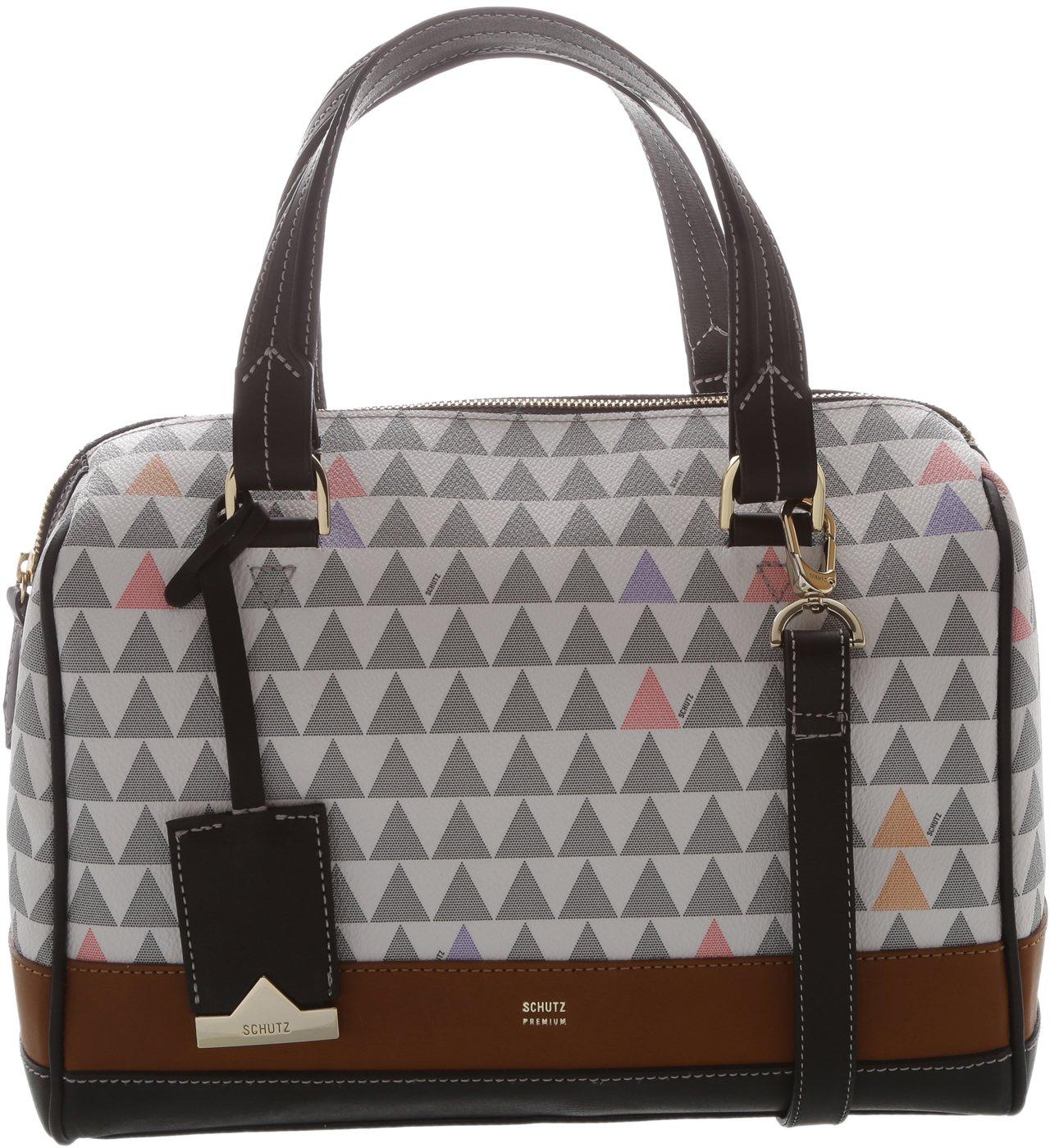 Handbag Triangle Shutz Pearl