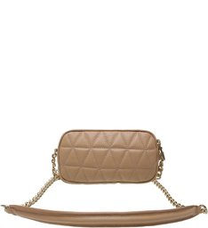 Mini Crossbody Matelassê Maxi Neutral
