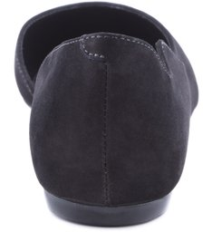 Sapatilha Nobuck Black