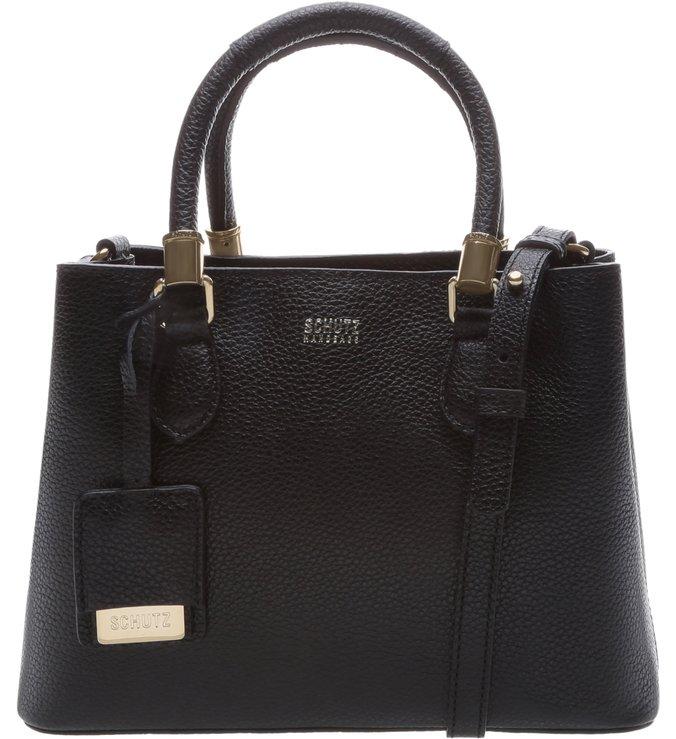 Mini Tote Lorena Soft Black
