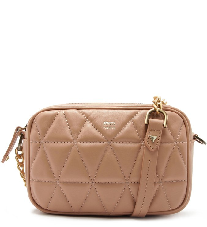 Mini Crossbody Matelassê Maxi Neutral | Schutz