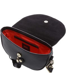 Saddle Bag New Western Black