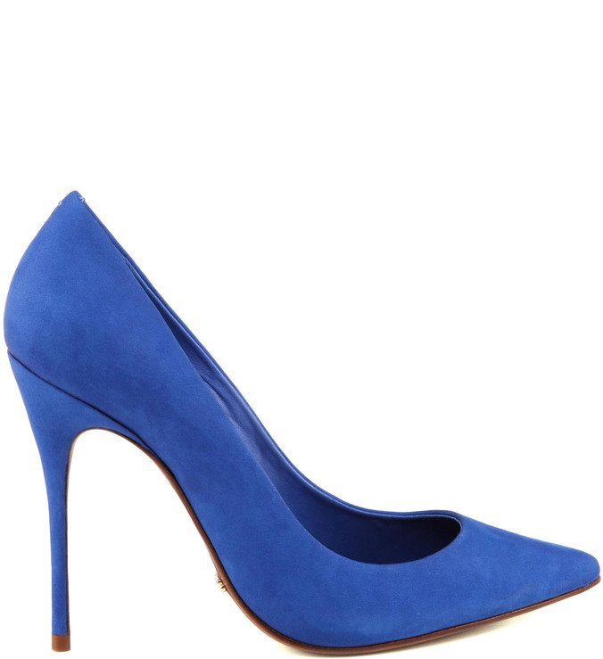 Scarpin Stiletto  Blue