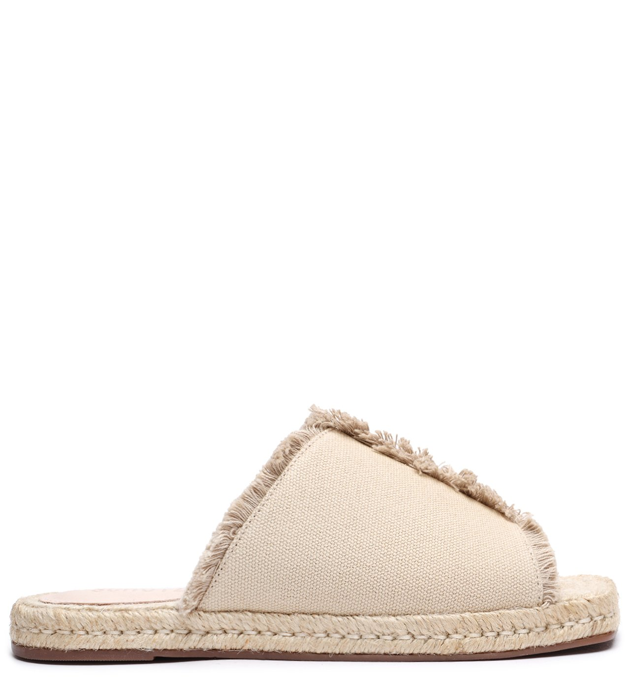 Flat Espadrille Destroyed Natural | Schutz