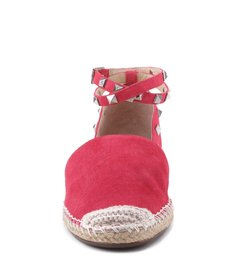 Espadrille Tachas Hot Pink