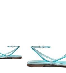 Sandália Rasteira Flip-Flop Blue