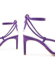 Sandália Strings Lace-Up 944 Purple