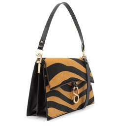 "Shoulder Bag ""A to Z"" Zebra Soft"