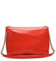 Shoulder Bag Double Face Brown/Red