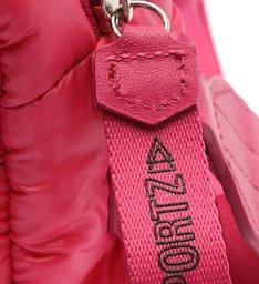 Bolsa Tiracolo Schutz Sportz Nylon Pink