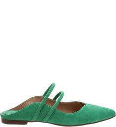 Flat Bico Fino Classic S-GIRLIE Green