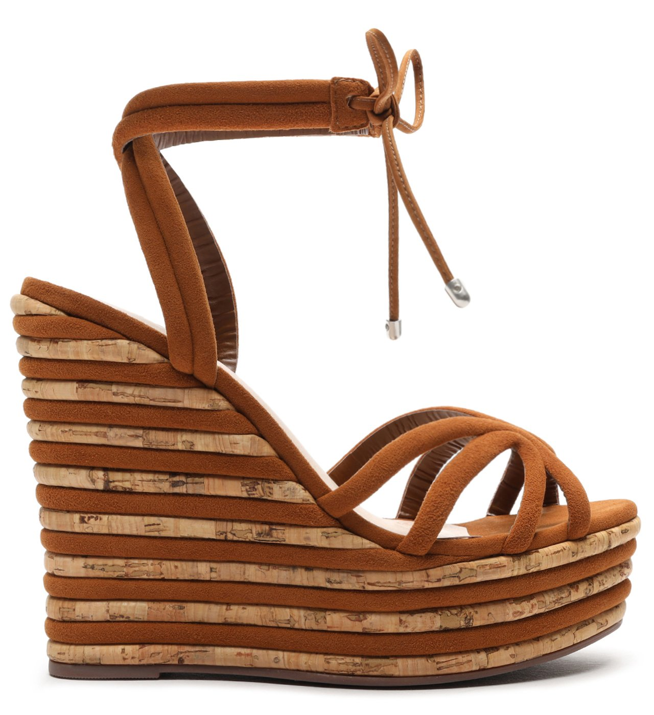 Sandália Anabela Fresh Glam Wood | Schutz
