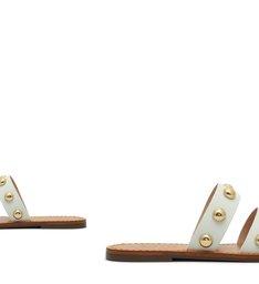 Slide Maxi Studs White