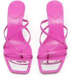 Sandália Mule Mirroring Pink