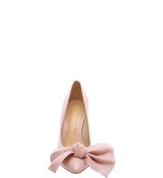 Lilly Scarpin Big Bow Poppy Rose