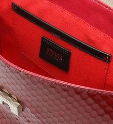 Bolsa Tote Mandy Snake Vermelha