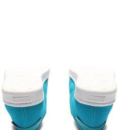Sneaker Ultralight Neon Cyan