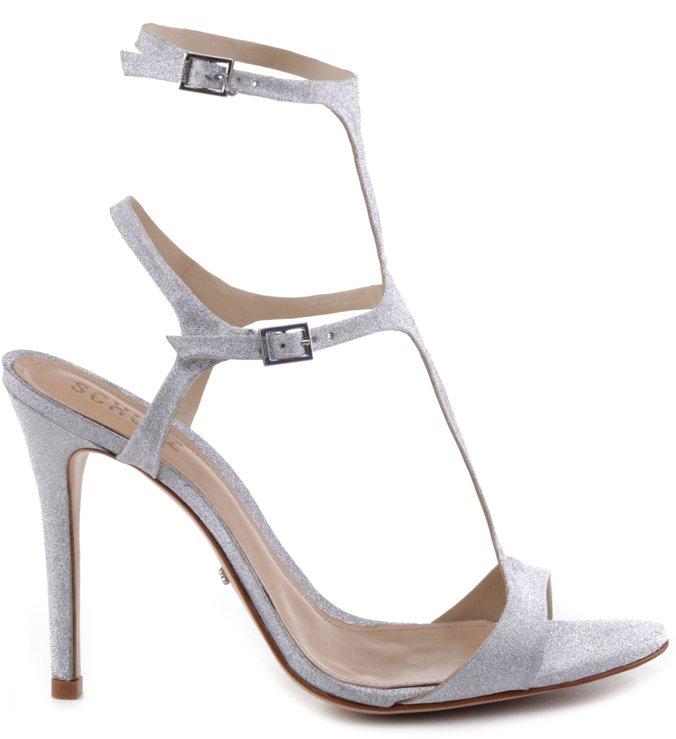 Sandália Sexy Heels Silver