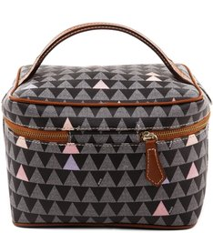 Necessaire Triangle Black