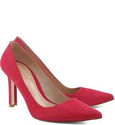 Scarpin Stiletto Hot Pink
