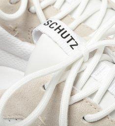 Tênis Sporty Active Branco e Cinza