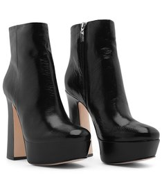 ANKLE BOOT BOLD BLACK