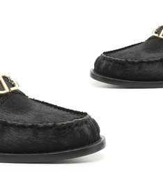 Mocassim Bristle Black