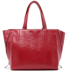 Shopping Bag Charlotte Red
