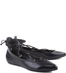 Sapatilha Western Lace Up