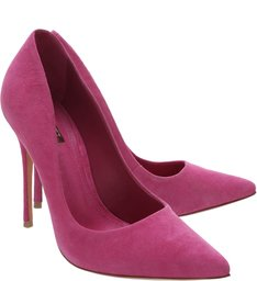 Scarpin Stiletto Rosa