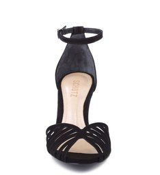 Sandália Metalizada Black