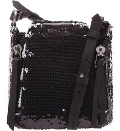 Minibag Zíper Paetês