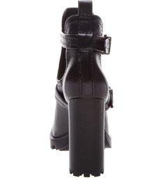 Combat Boot Tratorada Cut Out Black