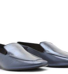 Loafer Metallic Teal