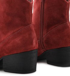 BOTA NEW WESTERN MINIMAL RED BROWN