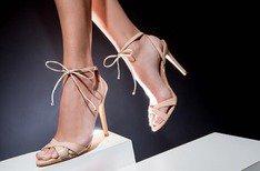 Sandália Fetiche Husked Feet Nude