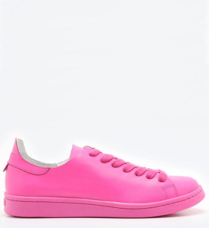 Tênis Ultralight Full Color Neon Pink