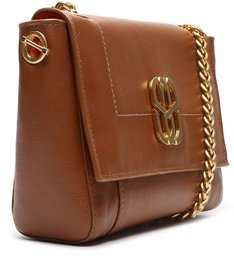 Crossbody Double Face Brown/Red