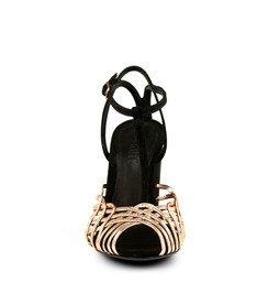 Sandália Golden Age Metalizada