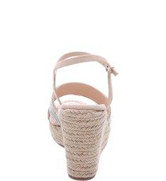 Sandália Plataforma Fresh Coconut