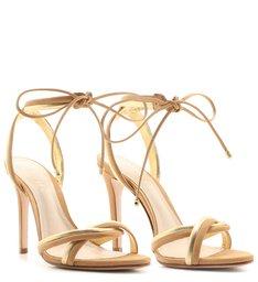 Sandália Delicate Mix Ouro
