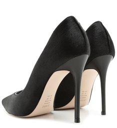 Scarpin High Pelo Black